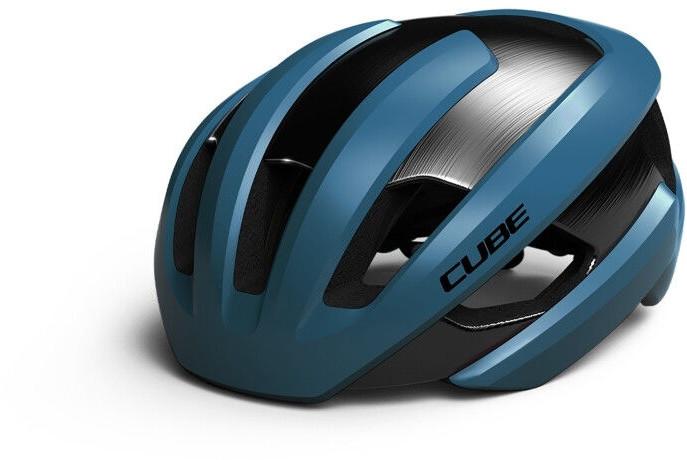 Cube Heron Kask, blue L 57-62cm 2020 Kaski rowerowe 161310379