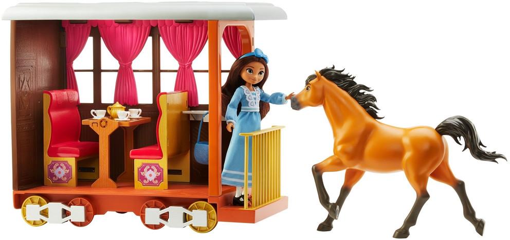 Mattel Spirit Dom Lucky