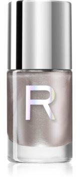Makeup Revolution Candy Nail lakier do paznokci z perłowym blaskiem odcień Oyster Shell 10ml