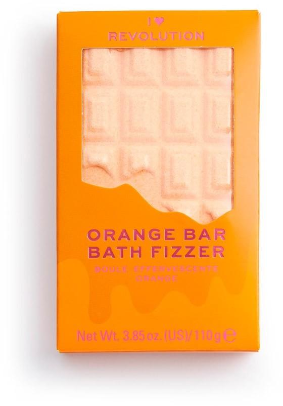 I Heart Revolution I Heart Revolution BarBathFizzer Orange Dodatki do kąpieli 110g