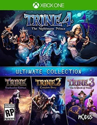 Trine Ultimate Collection (GRA XBOX ONE)