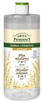 Green Pharmacy Płyn micelarny 3w1 Rumianek 500 ml 1234572339