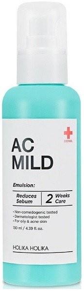 Holika Holika Holika AC&MILD Soothing Emulsion Nawilżająca emulsja do twarzy 130ml 45518-uniw