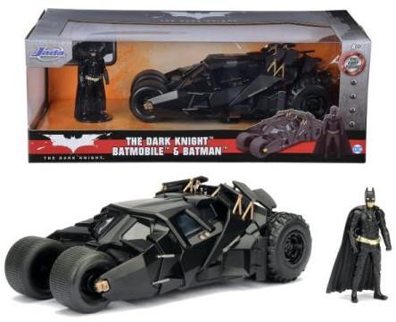 Dickie Toys Auto Batmobile The Dark Knight 1:24