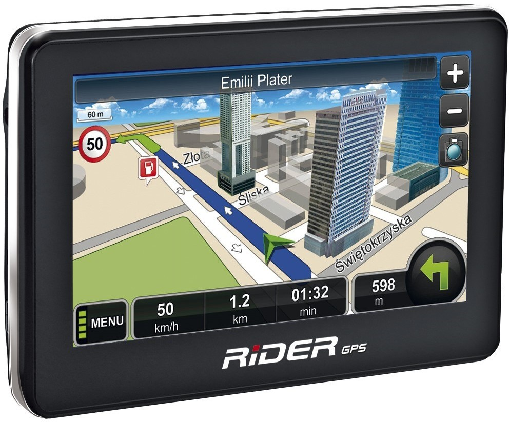Smart Rider GPS MM Polska