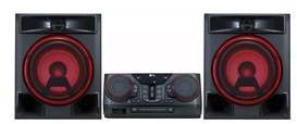 LG System mini CK56 Czarny