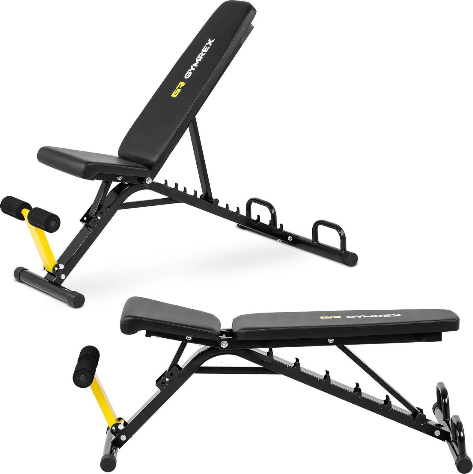Gymrex Gymrex Ławka treningowa pod sztangę do ćwiczenia klatki piersiowej do 200 kg Ławka treningowa pod sztangę do ćwiczenia klatki piersiowej do 200 kg