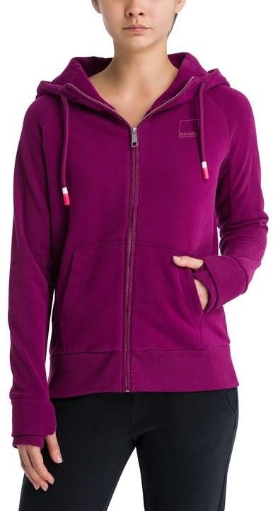 Bench bluza Her Zip Through Sweat Hoody Plum Caspia PU11461)