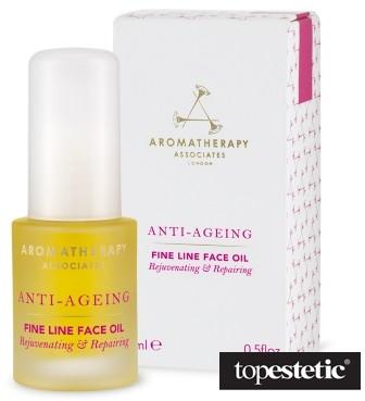Aromatherapy Associates Aromatherapy Associates Fine Line Face Oil Przeciwzmarszczkowy olejek do twarzy 15 ml