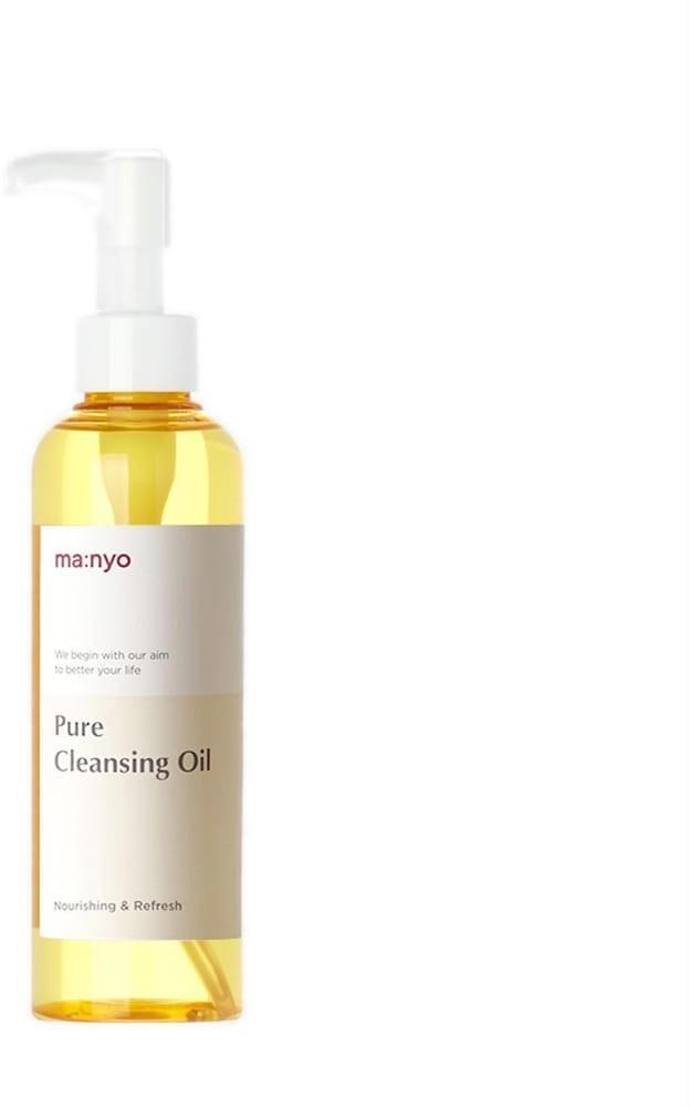 manyo manyo Pielęgnacja twarzy Pure Cleansing Oil 200 ml