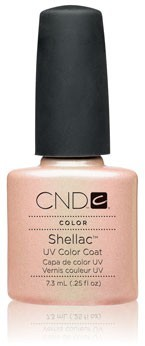 CND CND Shellac Iced Coral 540