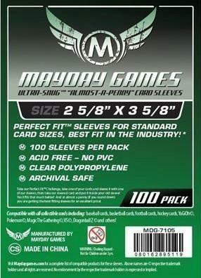 Mayday Games Koszulki Standard Ccg U-f 635x88