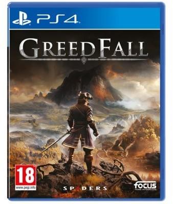 Greedfall (GRA PS4)