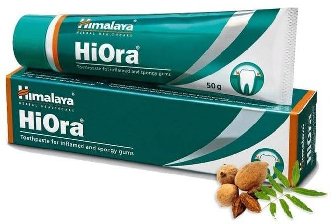 Himalaya Pasta do zębów HiOra (50 g)