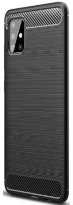 TECH-PROTECT Etui Tpucarbon do Samsung Galaxy M31S Czarny