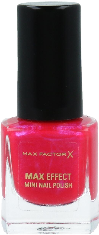 Max Factor Mini Nail Polish Mini Lakier Do Paznokci 23 Hot Pink 96017647