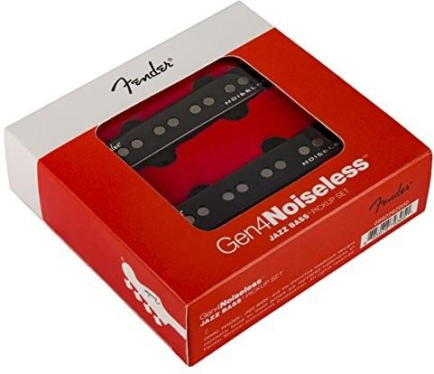 Fender 099-2262-000 Gen 4 Noiless przetworniki Jazz Bass zestaw 2 992262000