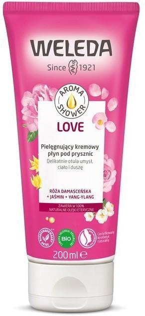 Weleda Aroma Shower Żel pod prysznic Love 200ml 58211-uniw