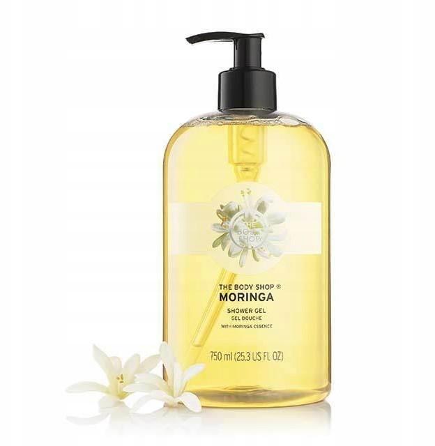 The Body Shop The Body Shop_moringa Shower Gel_żel_bez MYDŁA_750