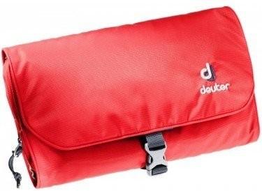 Deuter Kosmetyczka WASH BAG I kolor czerwony