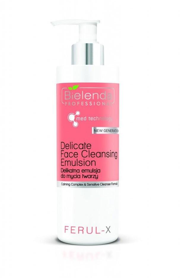 Bielenda Professional Delikatna emulsja micelarna do mycia twarzy FERUL-X 160g
