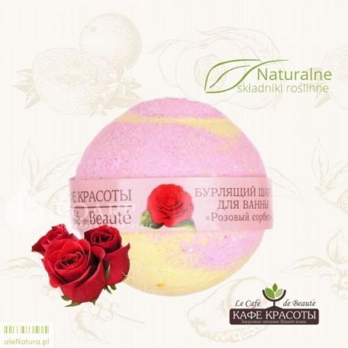 Le Cafe de Beaute kula do kąpieli - róża KK60