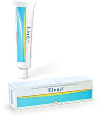 PIERRE FABRE MEDICAMENT POLSKA SP. Z O.O. Elugel, żel stomatologiczny, 40 ml