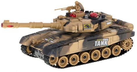 BIG Czołg RC War Tank 9995 duży 2.4 GHz piaskowy KX8714_2