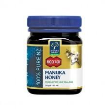 Manuka Health Limited Miód Manuka MGO 400+ Nektarowy 250g (nawet do 608,1 mg/kg MGO) 40D2-871C1_20190313121017