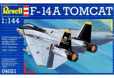 Revell F14A