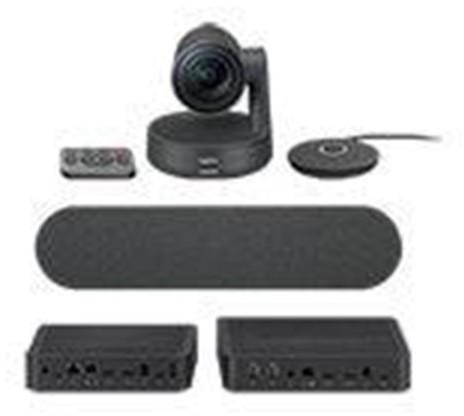 Logitech Logitech Rally - speaker - for conference system 960-001230