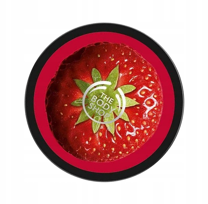 The Body Shop Strawberry Masło Do Ciała 200ML