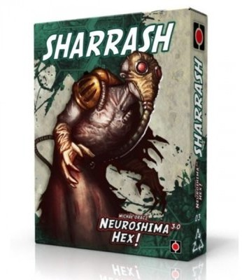 Portal Neuroshima HEX: Sharrash (edycja 3.0)