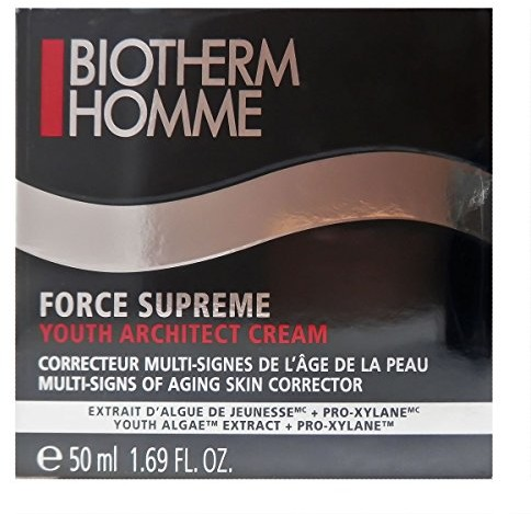 Biotherm biot herm Homme Force Supreme Homme/Men, Youth Architect Cream, 1er Pack (1X 50G) 3614270303944