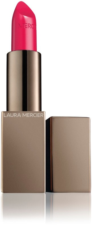 Laura Mercier Rose Mandarine Rouge Essentiel Silky Creme Lipstick Pomadka do ust w sztyfcie 3.5 g