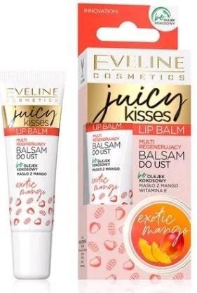 Eveline Juicy Kisses balsam do ust Mango 12ml 54275-uniw