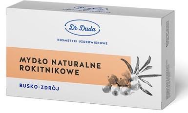 Dr Duda Mydło Naturalne Rokitnikowe 50g