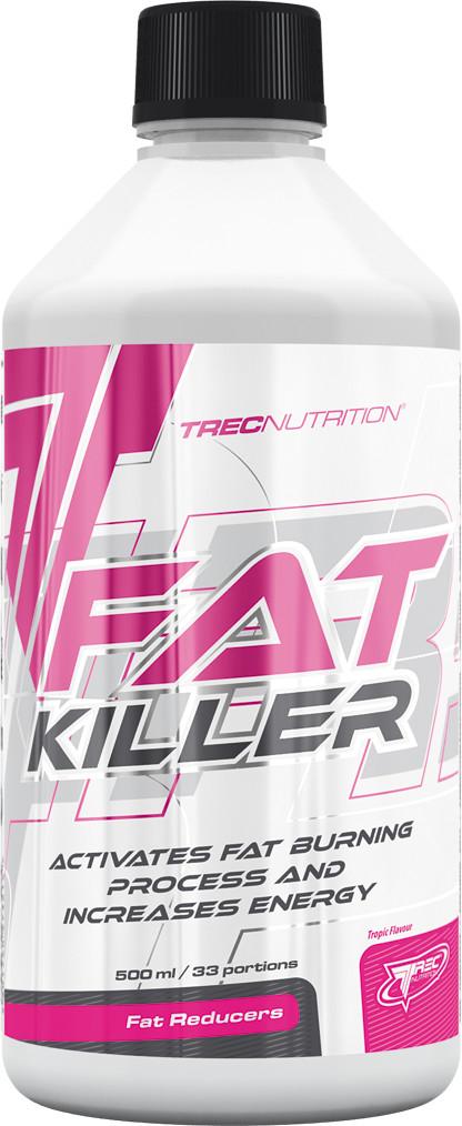 Trec Spalacz tłuszczu, Fat Killer, 500 ml