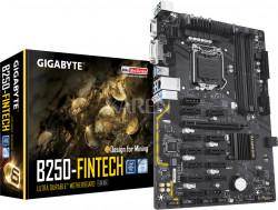 Opinie o Gigabyte GA-B250-FinTech