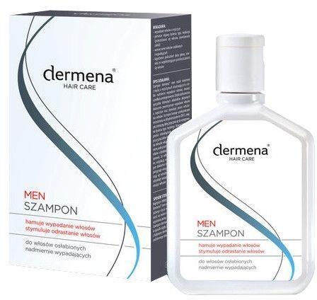 Pharmena Dermena Men szampon hamujący wypadanie włosów 200ml