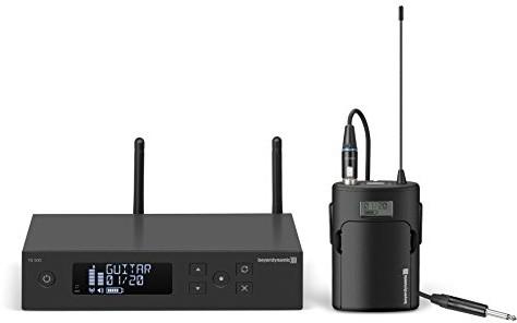 Beyerdynamic 712388TG 510instrument zestaw sieci bezprzewodowej mikrofon opakowań do gitary i Bass 712388