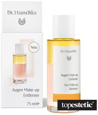 Dr Hauschka Eye Make Up Remover Dwufazowy płyn do demakijażu oczu 75 ml