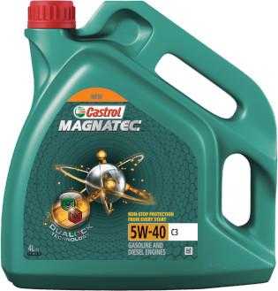 Castrol Magnatec 5W-40 4L