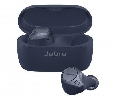 Jabra elite 75t Granatowe (100-99093000-60)