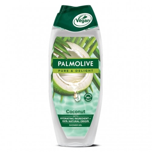 Palmolive PURE & DELIGHT z ekstraktem z kokosa żel pod prysznic 500 ml CP-PAL-0110