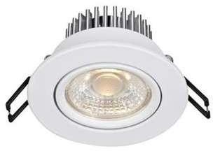 HERA MARKSLÖJD Lampa punktowa LED 3 szt. 3.6 W 255 lm 30°