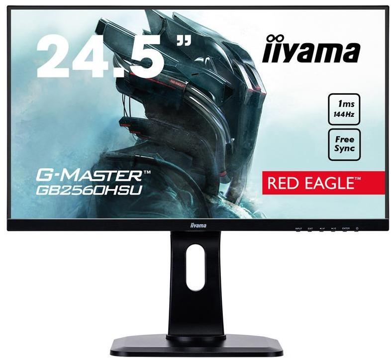 IIYAMA G-Master GB2560HSU 24,5