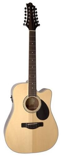 Samick Guitars GD-112SCE - Gitara elektroakustyczna 24470
