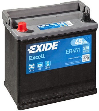 EXIDE Akumulator EXIDE EB451