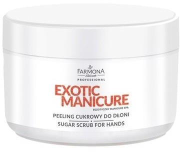 Farmona Professional Exotic Manicure Peeling Cukrowy Do Dłoni 300ml